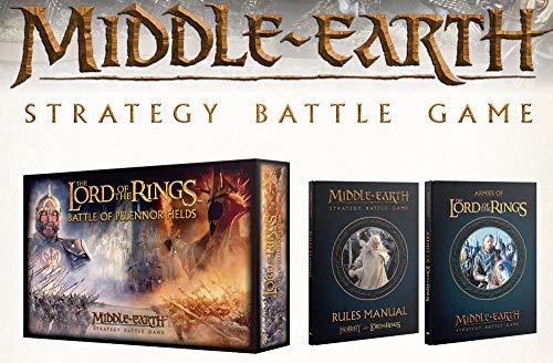 Games Workshop Middle Earth Die Schlacht auf den Pelennor Feldern (Deutsch) + Armeen von Herr der Ringe