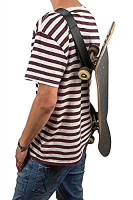 Caramba Gurt black Skateboard Bag