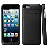 Apple iPod Touch 5. Generation / 6. Generation Akkuhülle , i-Blason 2200 mAh Externe Batterie Akku Case Hülle , Ladegerät , Powerbank , Ladehülle [Apple MFi Zertifiziert]