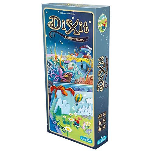 Asmodee - Dixit Anniversary 2 Edición DIX11ML2