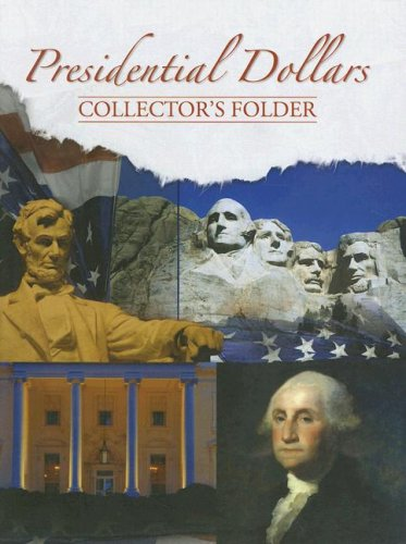 Presidential Dollars Collectors Folder (Münzen Presidential Dollar)