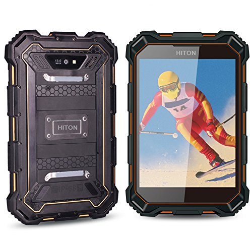 rugged tablet HIDON Cheap Factory 7 inch 4G FDD LTE IP68 13Mplxs Camera Big battery NFC Android rugged Tablet pc computer