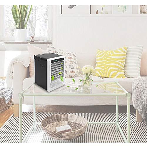 Dapai Amerikanisches Mini-Kühlschrank schnelles Abkühlen und klimatisierter Schlaf sicher nach Hause Energie Befeuchten Klimaanlage Ventilator multifunktionale Reinigungstank mit einem Fassungsvermöge