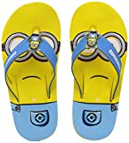 #5: Minions Boy's Flip-Flops and House Slippers