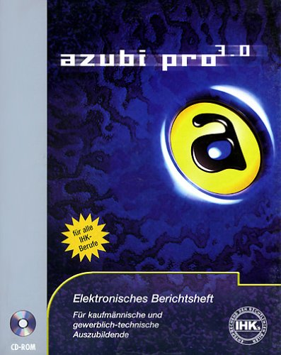 azubi pro 3.0. CD- ROM für Windows 95/98/NT/2000/ME