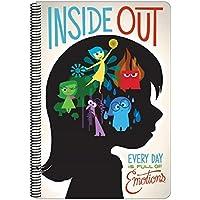 Inside Out - Libreta folio 80 hojas tapas duras (Safta 511526066)