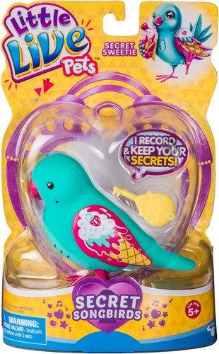 09 Einzelpaket Vogel - Secret Sweetie - Farbe: Grün (Vogel Pfeift)