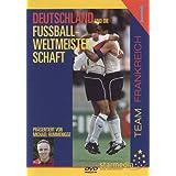 Deutschland und die Fußball-Weltmeisterschaft, DVD-Videos, Tl.1 : Team Frankreich, 1 DVD