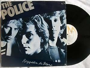 POLICE - REGGATTA DE BLANC - LP VINYL