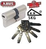 ABUS EC550 Profil-Doppelzylinder Länge 50/50mm mit 6 Schlüssel