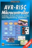 AVR-RISC Mikrocontroller, m. CD-ROM