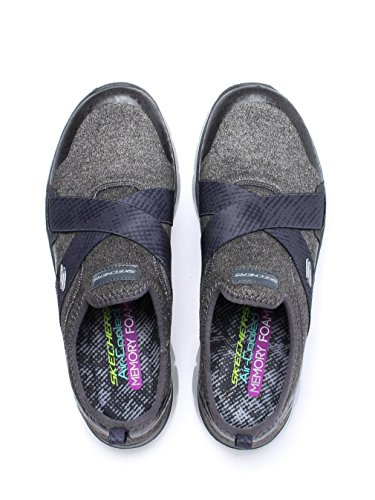 Carbone Donna Flex Eyed Skechers Di Legna 0 Bright Allenatori Appeal 2 SB6w7q