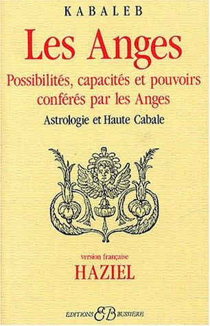 Les anges : Possibilités - Capacités par Kabaleb