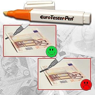 Geldscheinprüfstift Bild