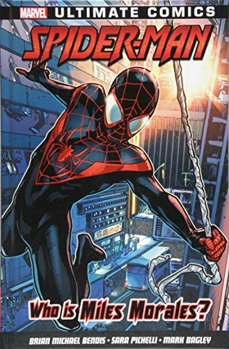 Ultimate Comics Spider-man: Who Is Miles Morales?: Deluxe Hard Cover Edition (Morales Ultimate Miles Spiderman)