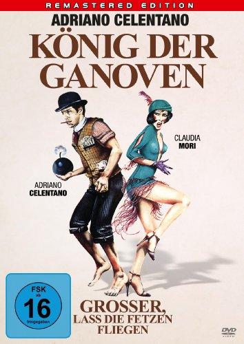 Bild von ADRIANO CELENTANO - König der Ganoven (Remastered Edition)
