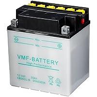 Batería VMF Powersport 12V 30Ah cb30cl-b batería de moto scooter