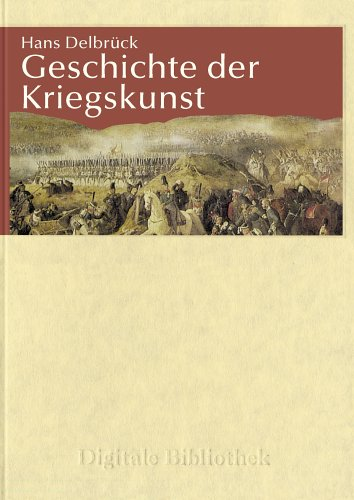 Digitale Bibliothek 072: Geschichte der Kriegskunst (PC+MAC)