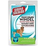 Solución simple perro 09desechables Pañales