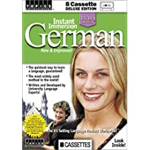 Instant Immersion German New & Improved (Topics Entertainment-Languages (Cassette))