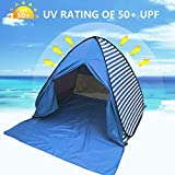 Best Beach Tent For Winds - Pop Up Beach Tent [2019 New Version Larger] Review