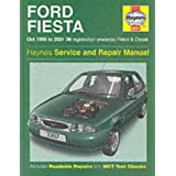Ford Fiesta (95-01) Service and Repair Manual
