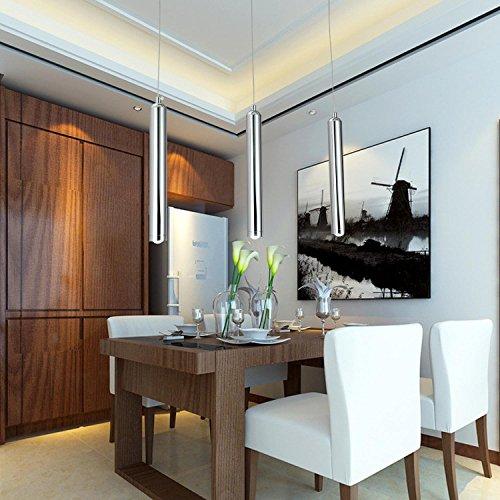luce Semplice ed elegante moderno LED, lampadario 3-testa, lampadario moda
