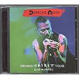 DEPECHE MODE Live In Paris March 21 2017 CD+DVD Promo Spirit Tour