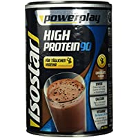 Isostar Powerplay High Protein 90 Choco 750g, 1er Pack (1 x 750 g)
