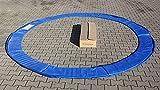 Universal Federabdeckung 360 - 366 12 FT für Trampolin Randabdeckung Randschutz Abdeckung PVC zweiseitig - UV beständig