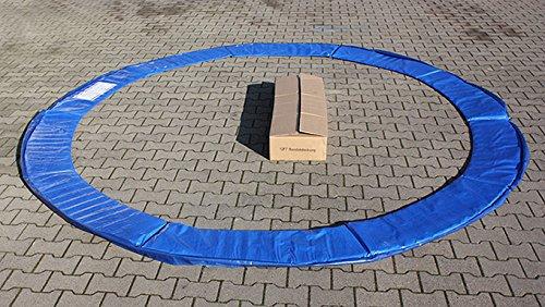 Trampolin Federkranz Abdeckung blau 244 305 366 395 427 cm Kranz Federkranz (305)