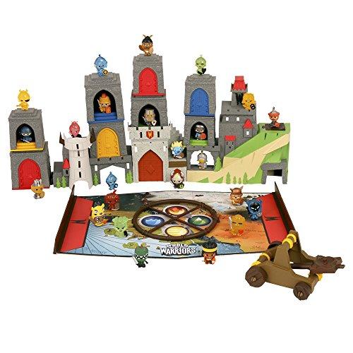 world-of-warriors-playset-con-2-figuras-la-fortaleza-giochi-preziosi-wfw00111