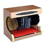 FEIFEI Schuhpolierer, Polierbürsten, 45W, 2 rotierende Reinigungsbürste Baumwolle , Automatischer Sensor Rutschfest