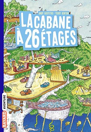 La Cabane à 13 étages poche , Tome 02: La cabane à 26 étages