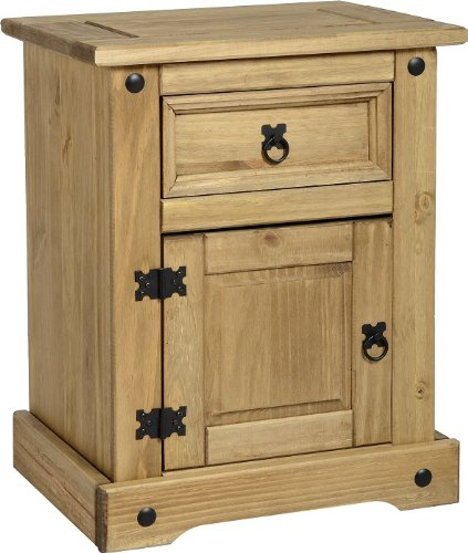 single-corona-1-drawer-1-door-bedside-cabinet-solid-mexican-pine