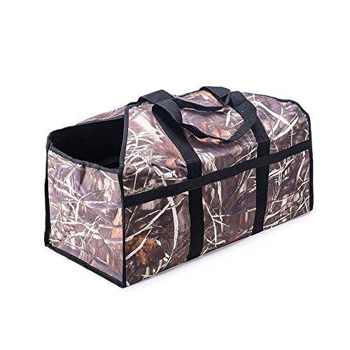 Multifunktional faltbar tragbar Aufbewahrungstasche tragbar Logging Umhängetasche Tasche–große Kapazität Wasserdicht Portable Aufbewahrung Duffel Bag Reisetasche