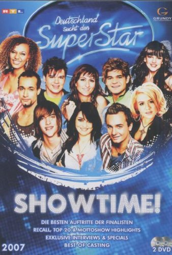 amazon showtime deutschland