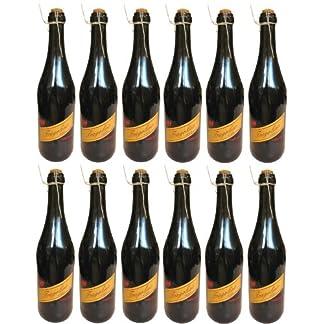 12-X-Fragolino-Rosso-Corte-Viola-075-L-Erdbeer-Perlwein-10-Vol-Sparpack
