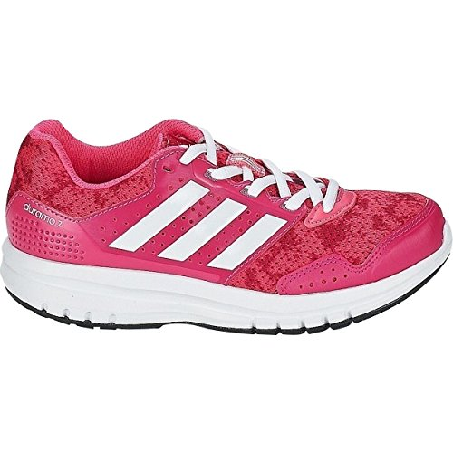 Duramo Branco Sapatilha Mädchen Adidas f15 Negrito 7 Rosa Ftwr Super rosa Rosa AwWUTdq