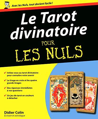 Le Tarot divinatoire Pour les Nuls par Didier COLIN