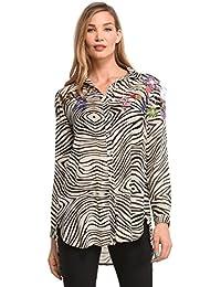 Desigual Mujer Y Ropa Blusas es Camisas Amazon yTRnA5cn