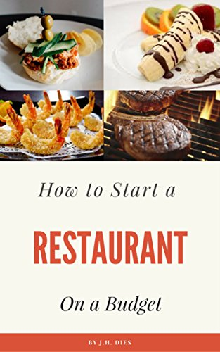 how-to-start-a-restaurant-on-a-budget-english-edition
