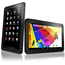 "MegaTAB V2 OctaCore 10.1"" pulgadas 32 GB (1 GB RAM, Octa-Core CPU 8x 2,0 GHz, Android 5.1, HDMI, 2x cámara, tablet PC WiFi) Technikware"