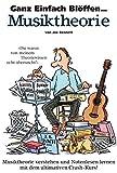 Ganz Einfach Blöffen - Musiktheorie: Buch