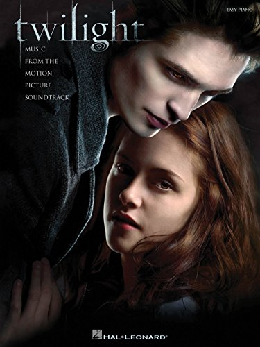 TWILIGHT: MUSIC FROM THE MOTION PICTURE (EASY PIANO)   PARTITURAS