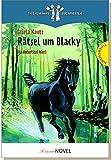 Rätsel um Blacky - Buchpiraten - Gutschein für ein personalisiertes BUCH mit IHREN Wunschnamen in den Hauptrollen (als Geburtstagsgeschenk) - Spannung, Spaß und Abenteuer für Kinder von 8 bis 10 Jahren!