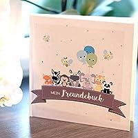 Freundebuch - Kindergartenfreunde - Schulfreunde