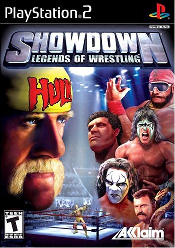Showdown: Legends Of Wrestling (Games Wrestling Ps2)
