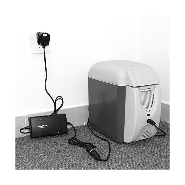 RoyPow Voltage Converter AC 240V to DC 12V 10A Power Adapter 120W (Max 150W) Car Cigarette Lighter Socket Transformer Mains 6