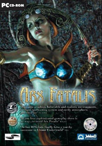 Arx Fatalis - Das ultimative Rollenspiel [Importación alemana]